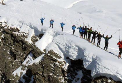 Ski Mountaineering Itineraries