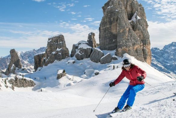 Ski Tour, sciare in pista